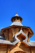 the vsehsvjatsky skete of the sviatohirsk lavra - stock photo
