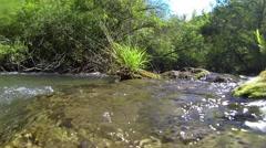 Waterfall, Grand Canyon of Crimea, Crimea, Russia. Full HD Stock Footage