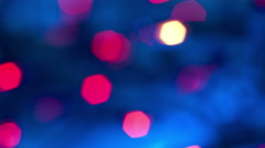 4k background, abstract lights Stock Footage