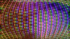 Screen Pixels TV Noise 0948 - HD, 4K - stock footage