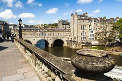 Bath, Avon and Somerset, England, United Kingdom - stock photo