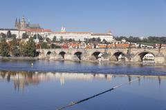 Prague, Bohemia, Czech Republic Stock Photos