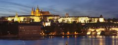Prague, Bohemia, Czech Republic - stock photo