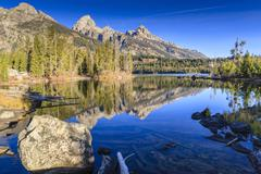 Stock Photo of Grand Teton National Park, Wyoming, USA
