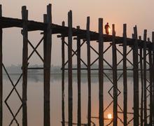 Amarapura, Mandalay, Myanmar (Burma), Asia Stock Photos