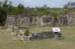 Antigua, Leeward Islands, West Indies, Caribbean, Central America - stock photo