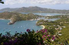 Antigua, Leeward Islands, West Indies, Caribbean, Central America - stock photo
