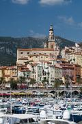 Provence-Alpes-Cote d'Azur, French Riviera, France, Mediterranean Stock Photos
