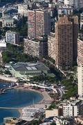 Monte Carlo, Principality of Monaco, Cote d'Azur, Mediterranean, Europe Kuvituskuvat