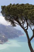 Amalfi Coast (Costiera Amalfitana), Campania, Italy, Mediterranean Stock Photos