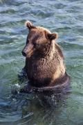 Kurile Lake, Kamchatka, Russia, Eurasia - stock photo