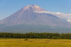Kamchatka, Russia, Eurasia - stock photo