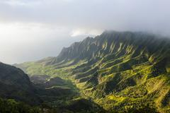 Kauai, Hawaii, United States of America Stock Photos