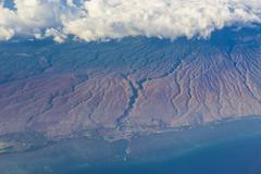 Aerial of Big Island, Hawaii, United States of America, Pacific Kuvituskuvat