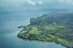 Aerial of Maui, Hawaii, Yhdysvallat, Pacific Kuvituskuvat