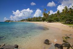 St. Mary, Antigua, Leeward Islands, West Indies, Caribbean, Central America Stock Photos