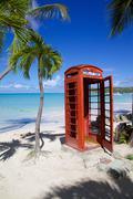 St. Georges, Antigua, Leeward Islands, West Indies, Caribbean, Central America Stock Photos