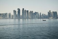 Doha, Qatar, Middle East Kuvituskuvat