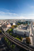 Dublin Skyline - stock photo