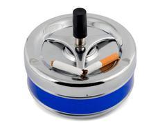 ashtray - stock photo