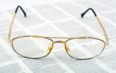 Glasses Stock Photos
