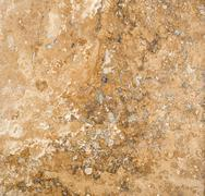 Marble and travertine textures - stock photo
