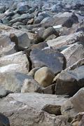 Breaker boulders Stock Photos