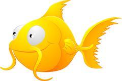 Stock Illustration of Goldfish clipart illustration