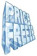 Price freeze sale illustration - stock illustration