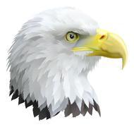 Eagle - stock illustration