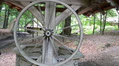 Ancient well. Stock Footage
