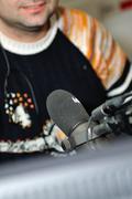 Radio staiton Stock Photos