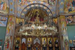 Church of the Twelve Apostles Stock Photos