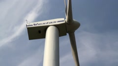 Modern Windmill - stock footage