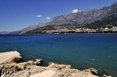 Makarska Stock Photos