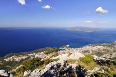 Stock Photo of city Makarska