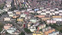 Aerial Brazil- Greater So Paulo views, So Paulo, Stock Footage
