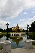 Bang Pa-In Palace, Ayutthaya, Thailand. - stock photo