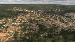 Aerial Brazil- Tres Marias, Trs Marias, Stock Footage
