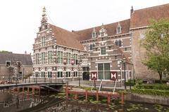 amersfoort, netherlands, june 3 2014: flehite museum - stock photo