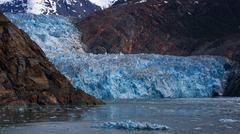 Sawyer glacier Stock Photos