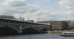 Re-development in London 4K Stock Footage