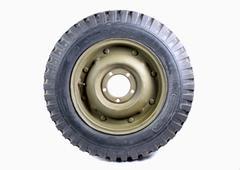 Military wheel Stock Photos