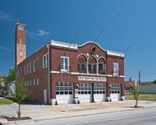 Old new bern fire department building Kuvituskuvat
