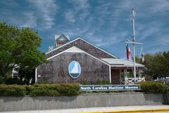 north carolina maritime museum - stock photo