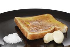 Mediterranean breakfast Stock Photos