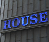Chicago House of Blues Stock Footage