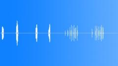 Metal Bars Slide Sound Effect