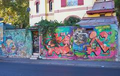 Barrio Bellavista - stock photo