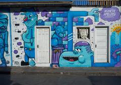 Barrio Bellavista Stock Photos